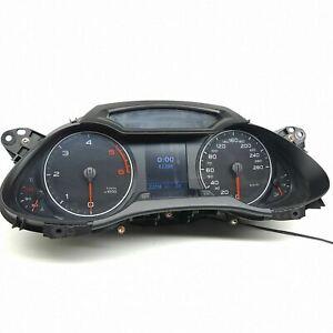 Audi A4 B8 Diesel Compteur Speedo Ensemble Instrument de Compteur Km/H