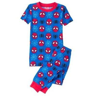 NWT Gymboree Dogs Paw Patrol Gymmies Pajamas PJ Sleep Set NEW Boys 7