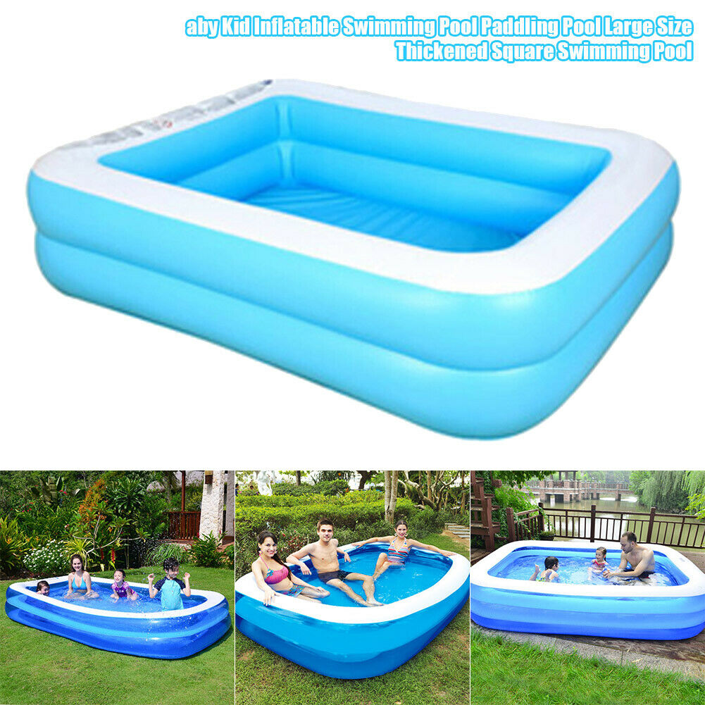 Inflatable Pool High Quality Children's Adult Home Use Paddling Pool