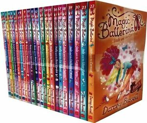 Magic-Ballerina-22-Book-set-Collection-by-Darcey-Bussell-Ballet-shoes-Magic-Spel