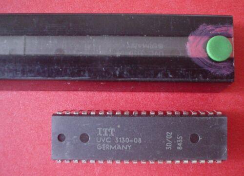 1 X ITT ICs 40 PIN // NEU ELEKTRONIK - BAUTEILE ICs IC UVC 3130-8 BAUSTEIN