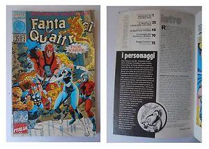 I-Fantastici-Quattro-135-Lire-3300-Marvel-Comics-Gennaio-1996-Vendicatori