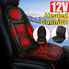 12V Auto Car Seat Heater Thickening Heated Pad Chair Cushion Winter Warmer  ,.