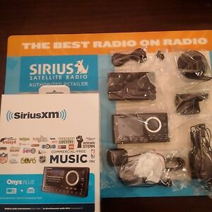 SiriusXM SXPL1V1 Sirius XM Advanced Dock & Play Satellite Radio with Vehicle Kit