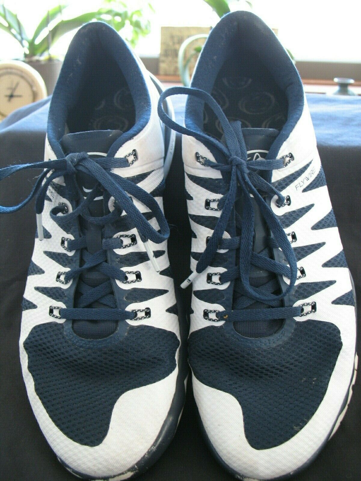 Nike Trainer Free 5.0 V6 AMP Athlete Ex Sneakers  723939 410 size 9.5 Penn State