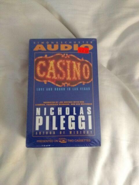 Casino Book By Nicholas Pileggi