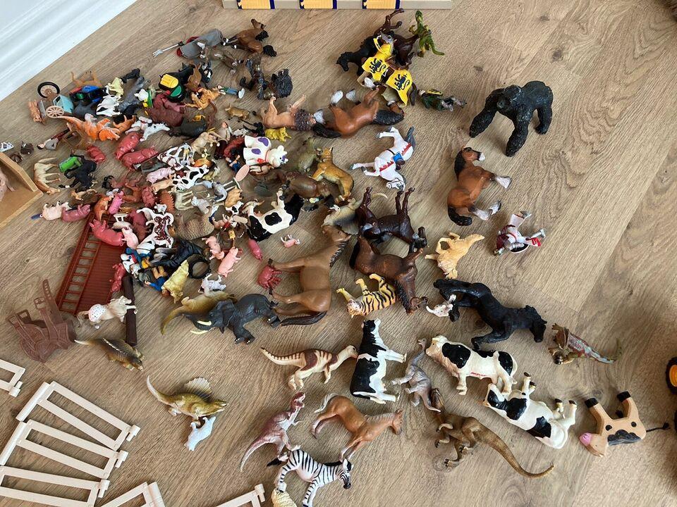 Dyr, Alt muligt legetøj, Alt muligt legetøj