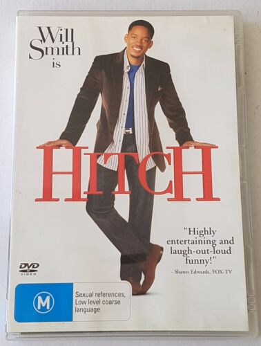 1 of 1 - Hitch DVD Will Smith (#DVD00973)