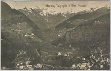 CARTOLINA d'Epoca - BERGAMO provincia - Gromo 1914
