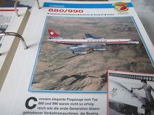 Fliegen 2: Karte 39 Convair 880/990