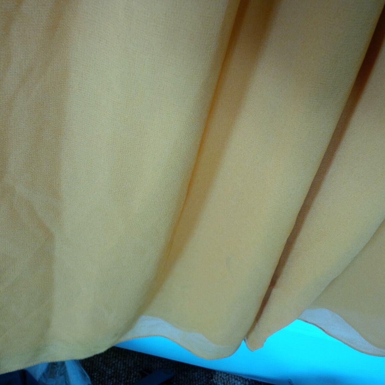 BNWT Virgos Lounge Lounge Lounge Amarillo Maxi vestido adornado-tamaño 8 10 e4e9cb