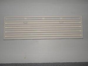 Kühlschrank Creme : Thetford kühlschrank lüftergitter winterabdeckung caravan creme