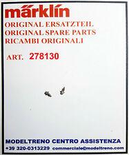 MARKLIN 278130 ISOLATORE (2 pz.)  TRÄGERISOLATION (2 St.) 37045 39720