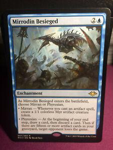 MTG Modern Horizons X4 Mirrodin Besieged Rare NM//Mint