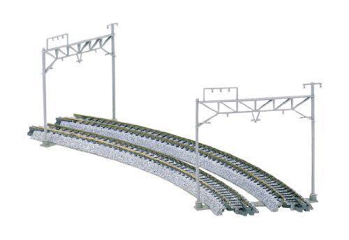 8 Kato KAT23060 N Catenary Poles Double Track
