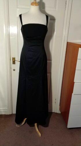 Maxi Size Coast 12 Dress Black vgc WZfwgxqpSw