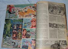 1969 PENNEYS CHRISTMAS CATALOG Slot Cars Matt Mason Liddle Kiddles Marx Sears