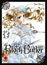 manga BLACK BUTLER - IL MAGGIORDOMO DIABOLICO N. 13 -  nuovo panini planet manga