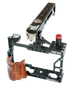 SHOOTVILLA-Camera-Cage-for-Sony-A7III-with-top-handle