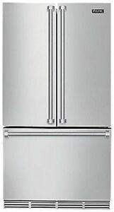 Viking 3 Series 21.5 cu. ft. French Door Refrigerator - New Model...