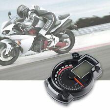 YanYun Tachimetro Digitale Tachimetro Digitale LCD per Moto a 7 Colori RX2N ATV 15000rpm