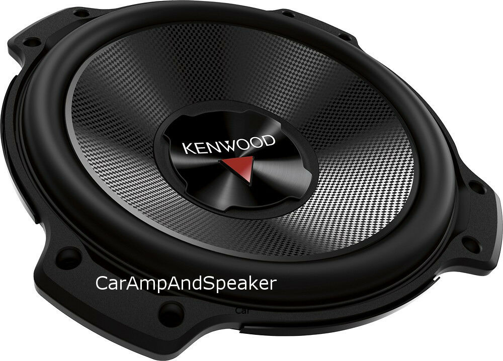 Kenwood 12 Inch 2000 Watt 4 Ohm Single Voice Coil Audio Subwoofer   KFC-W3016PS