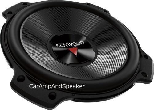 Kenwood 12 Inch 2000 Watt 4 Ohm Single Voice Coil Audio SubwooferKFC-W3016PS