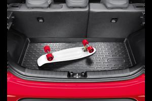 Rubber Boot Trunk Liner Mat G6122ADE00 New Genuine Kia Picanto JA 2017