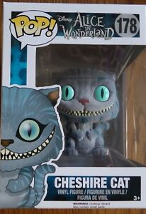Funko Pop Disney Alice in Wonderland 178 Cheshire Cat