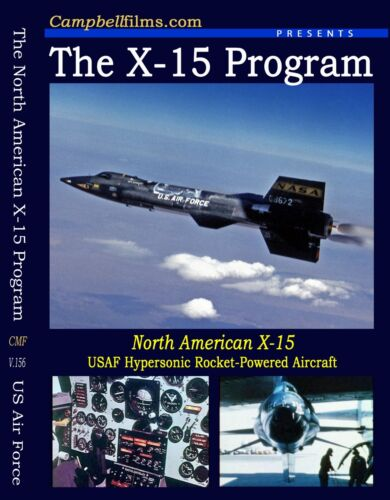The Amazing USAF North American X-15  - NASA and the X-15 Story