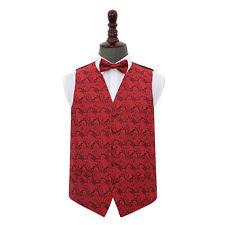 USED Bow Tie Black Paisley 88832