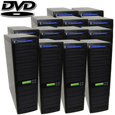 250 SATA Burner CD DVD Disc Daisy Chain Duplicator Copier Standalone Writer