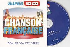 CD CARTONNE CARDSLEEVE 15t FREHEL/AUBRET/DALIDA/CORDY/PATACHOU/BAKER/VAUCAIRE