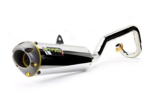 Two Brothers Racing M-6 Stainless Full System 005-2970104M Aluminum~