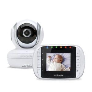 Vigila-Bebes-video-con-pantalla-LCD-a-color-vision-nocturna-Motorola-MBP33S-2-8