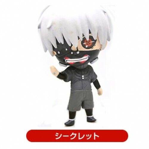 Aoshima Tokyo Ghoul Root A Vol 2 SD Key Chain Figurine Collection Kaneki Ken
