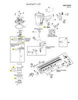 Duo-fast F1 F2 Nsp Framing Nailer O-ring Kit