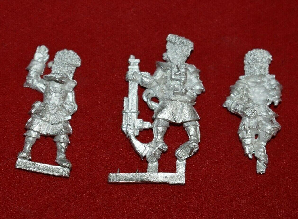 Vostroyan víctimas Astra militarum Imperial guard Warhammer 40k metal fuera de paquete