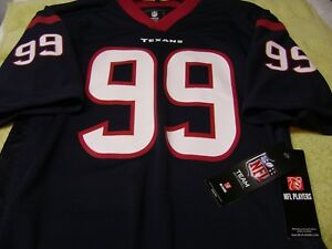 official photos a0420 6910a Details about HOUSTON TEXANS J J WATT JERSEY YOUTH Size LARGE New NFL L@@K