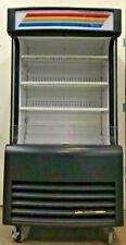 True Refrigerated Display Merchandiser Tac 14gs Ld On Wheels Government Surplus