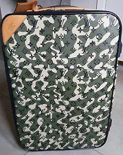 Louis Vuitton Monogram Camouflage Pegase 60 Suitcase TAKASHI MURAKAMI.RARE