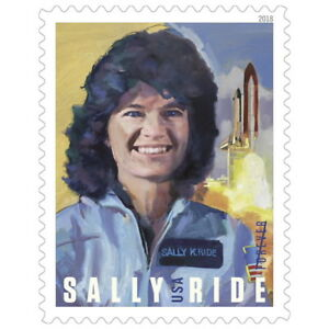 USPS-New-Sally-Ride-Pane-of-20-stamps