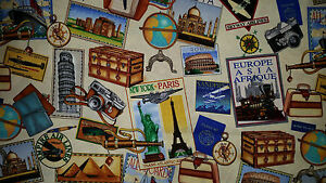 Brand-New-Travel-Print-Fabric