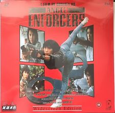 Angel Enforcers A Film By Godfrey Ho Laser Disc PAL M.I.A Hong Kong Classics New