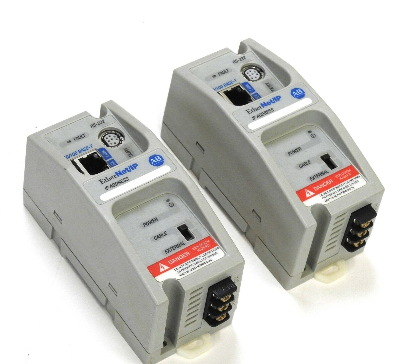 Allen Bradley Ethernet IP