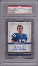Andrew Luck 2012 Panini Prominence Apprentice Ink RC Auto #/25 PSA Colts FREE SH