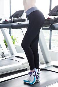 c78e07a75eb602 US Stock Women Sports Gym Yoga Running Fitness Leggings Pants ...