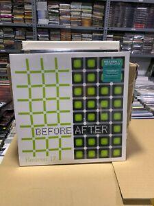 Heaven 17 LP Before After 2020 Clear Vinyl Versiegelt