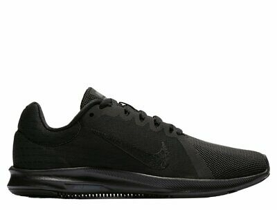 Nike Downshifter 8 Womens Running Shoes Black White US 9