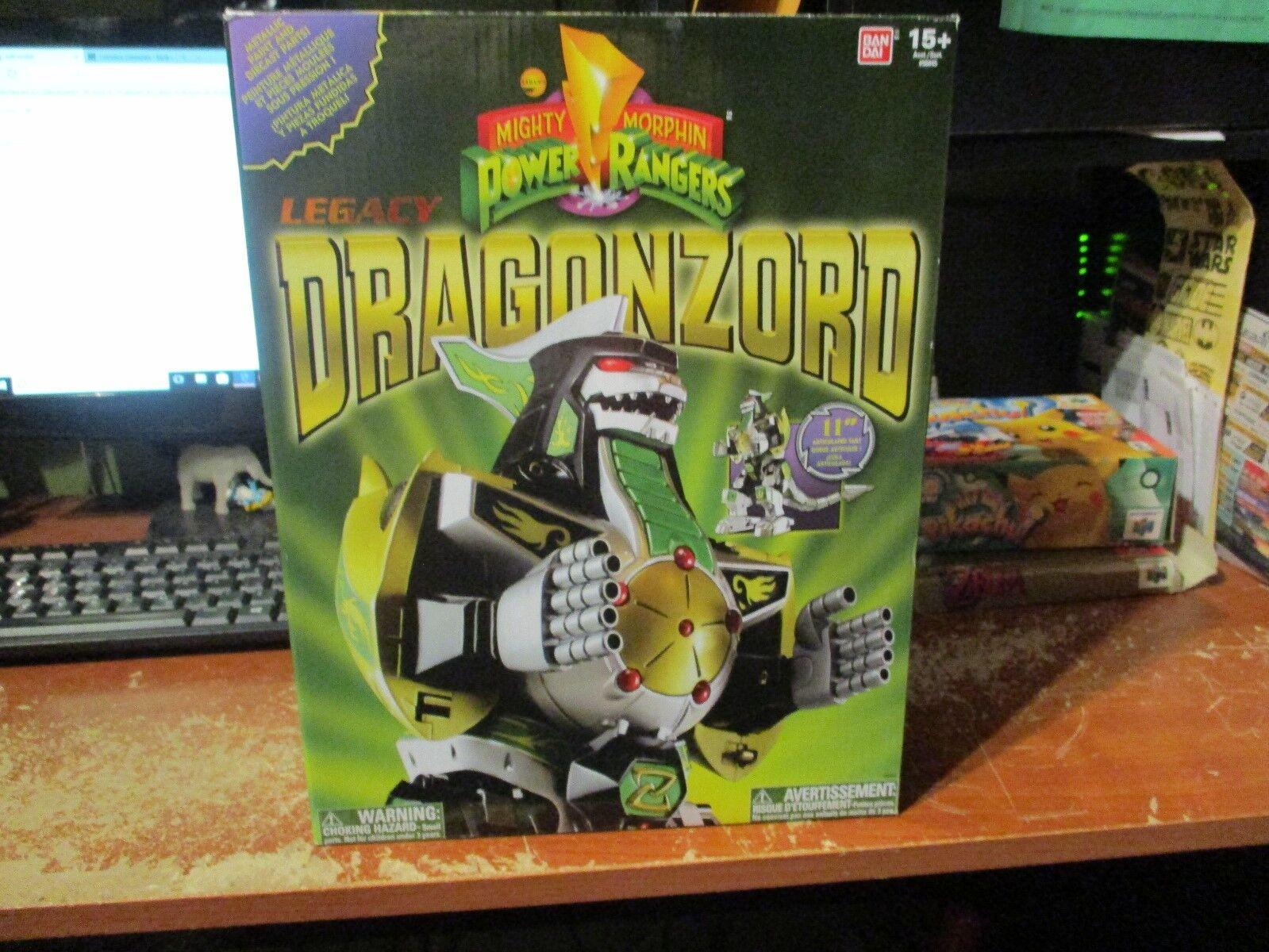 Power Rangers Legacy DRAGONZORD  TRU Exclusive